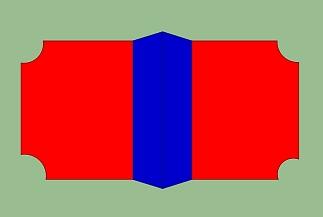Hindernis speelstructuur driehoek
