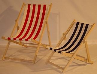 Strandstoel klein