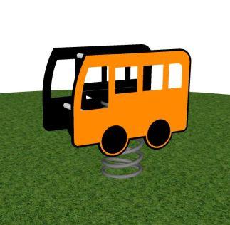 Veerfiguur bus