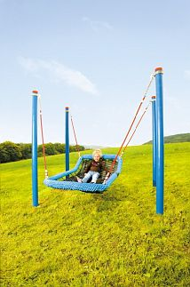 Speeltoestel easy swing schommelbed
