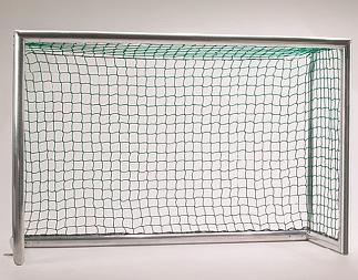 Voetbaldoel goalie, maaswijdte 13 x 13 cm