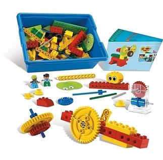 Lego duplo eerste techniek set