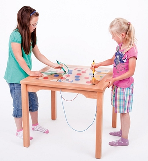 Magnetic Play-table Kick soccer