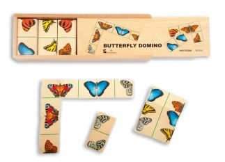 Vlinder Domino