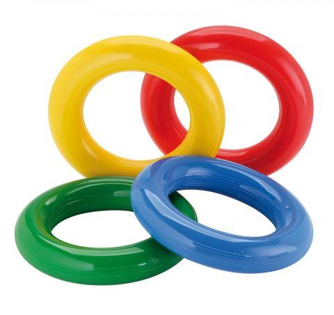 Gym ring set van 4