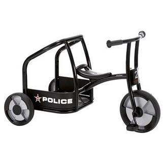 Driewieler politie Winther