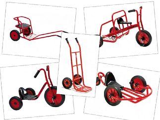Voordeelpakket onderbouw rijdend materiaal