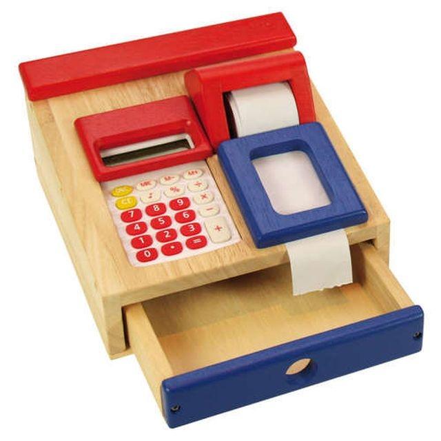 houten kassa