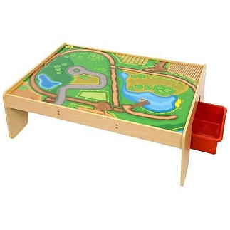 Speeltafel inclusief laden