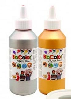 Biocolor 500 ml. Zilver