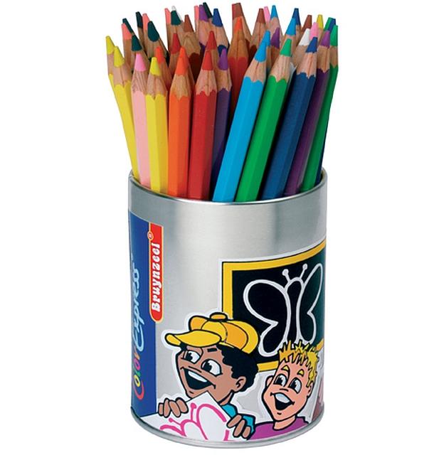 Klassekoker 48 mega kleurpotloden