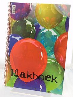 Plakboek ballon 23 x 33 10x