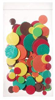 rubber 6 zakjes rond 3x/geo 3x