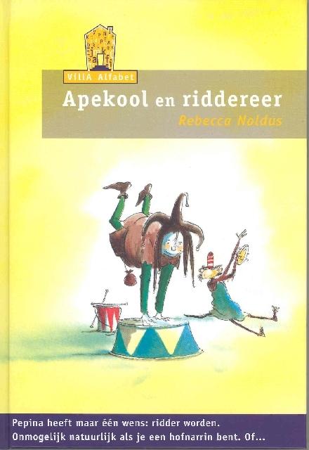 Apekool en riddereer, villa alfabet