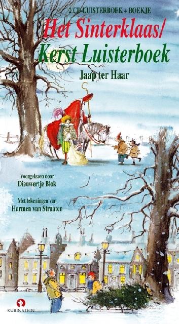 Het sinterklaas kerst luisterboek
