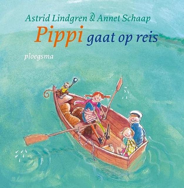 Pippi gaat op reis