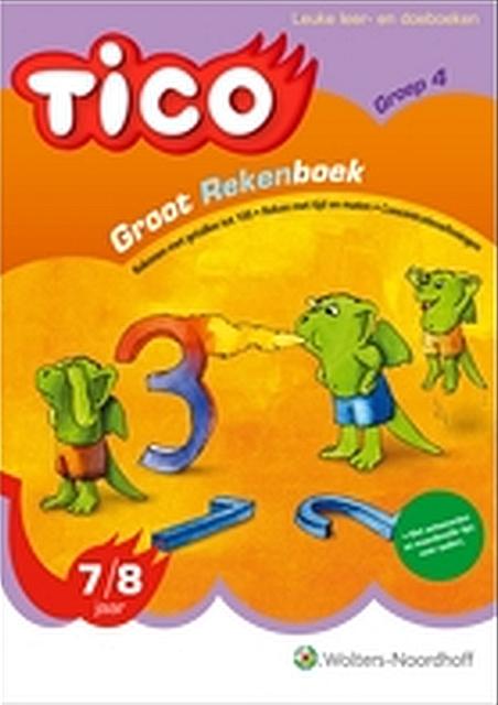 Tico groot rekenboek groep 4