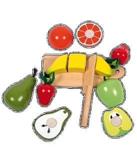 Fruit snijset