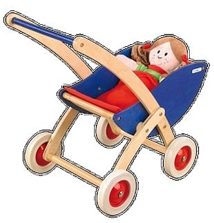 Kinderwagen de luxe