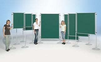 BoxBoard Groen krijtbord