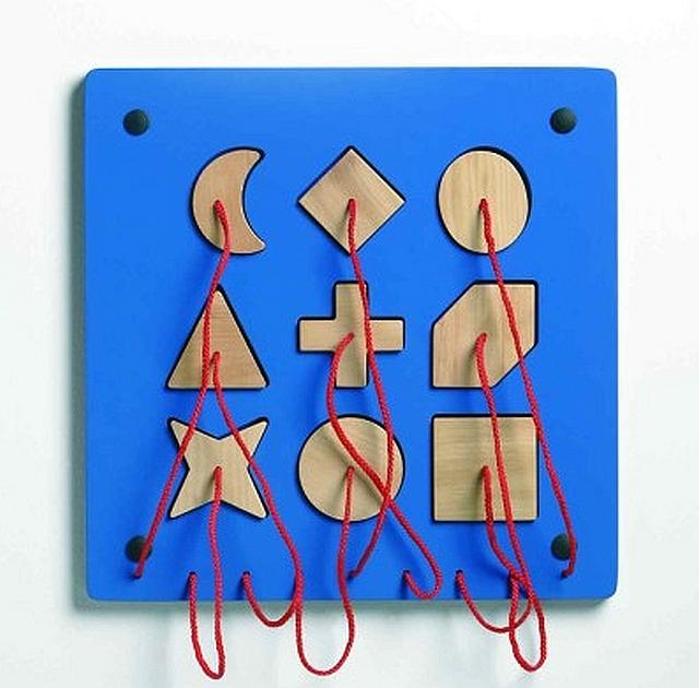 Wandspel Insteekvormen