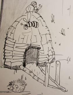 Speeltoestel bijenkorf Robinia