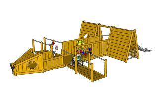 Speeltoestel vliegtuig 1