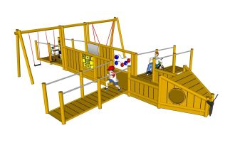 speeltoestel vliegtuig 2
