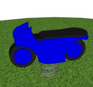 Veerfiguur motor