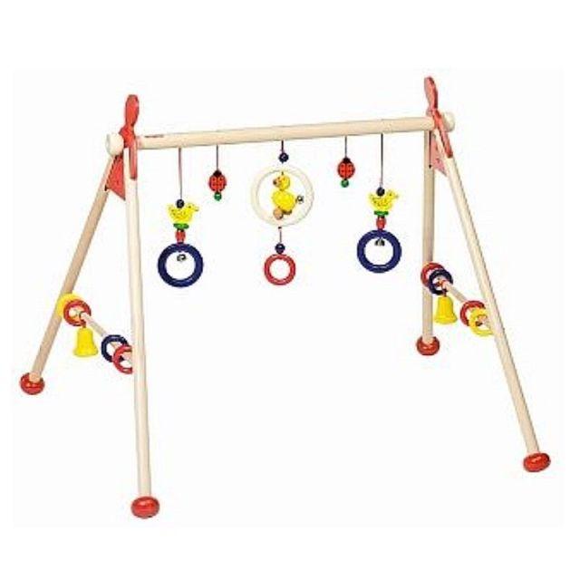 Baby gym eendendans