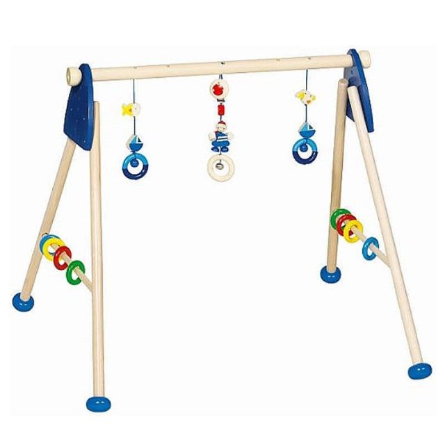 Baby gym piraat