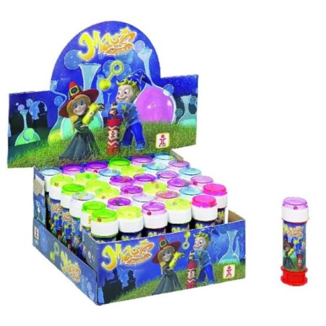 Bellenblaas Sea bubble 60 ml. set van 36 flacons