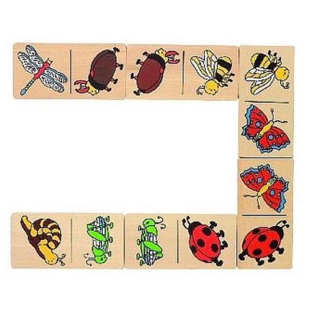 Beni's domino