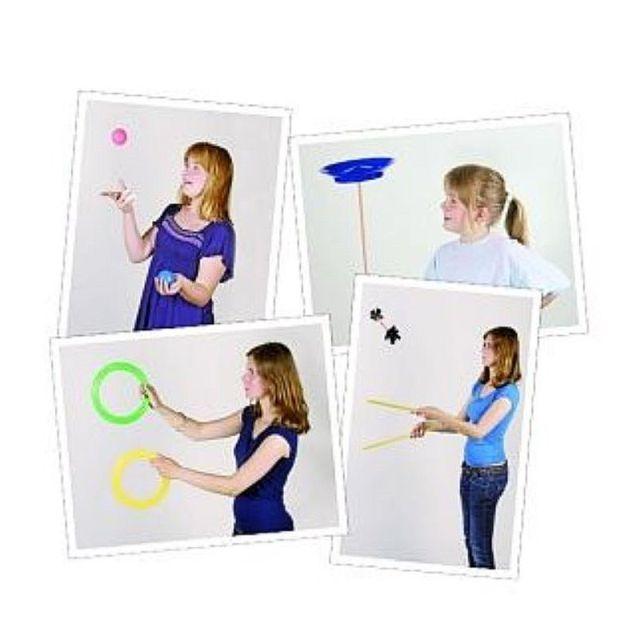 Complete jongleerset
