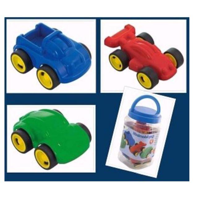 Minimobiel set van 4
