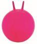 Stevige skippybal 46 cm roze