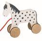 Trekdier paard