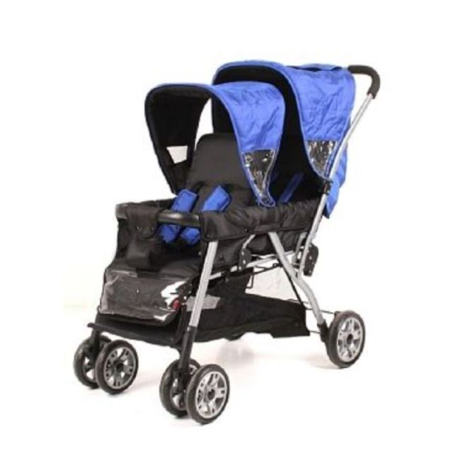 Tandem Cabrio Basic Kobalt Blue