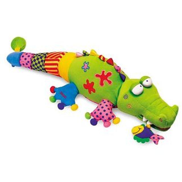 Kyle de krokodil 0 tot 6m en ouder