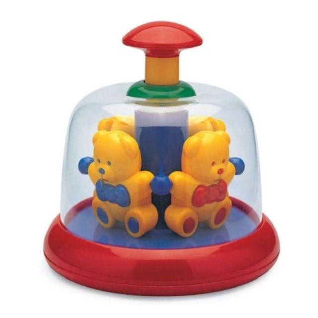 Teddybeer carrousel 6m en ouder