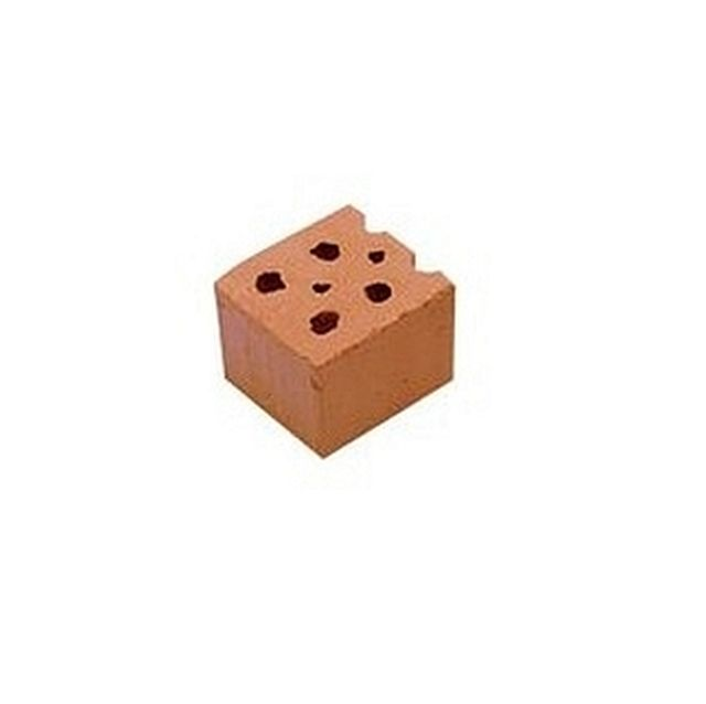 Teifoc set van 240 halve bakstenen
