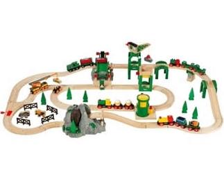 Brio railway de luxe set