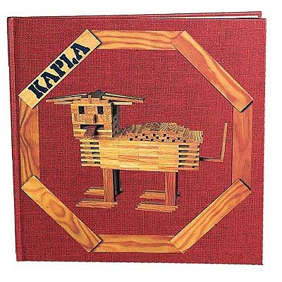 Kapla boekje rood deel 1