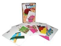 Kapla voorbeeldkaarten