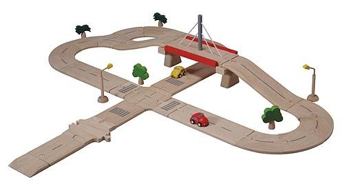 Wegensysteem-deluxe roadsystem