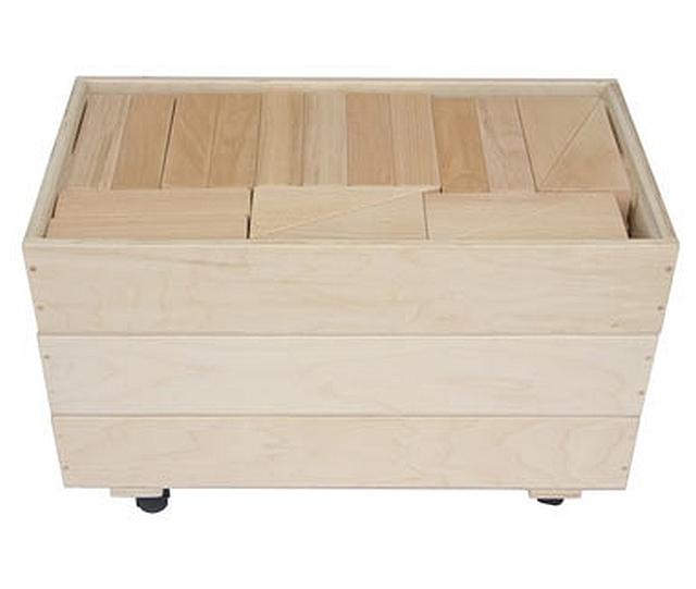 3 Kisten haagse blokkenset