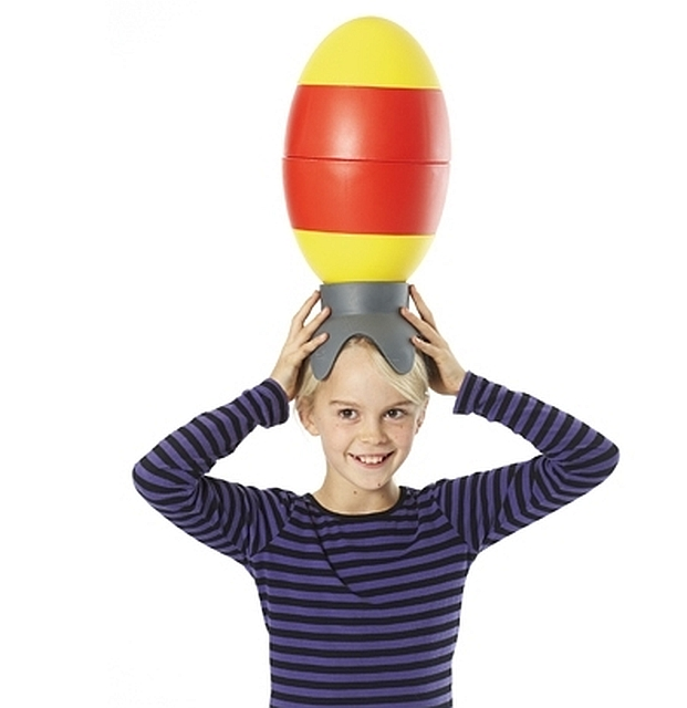 Balancing egg