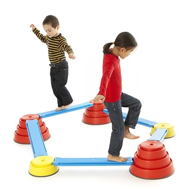 Build 'n balance course