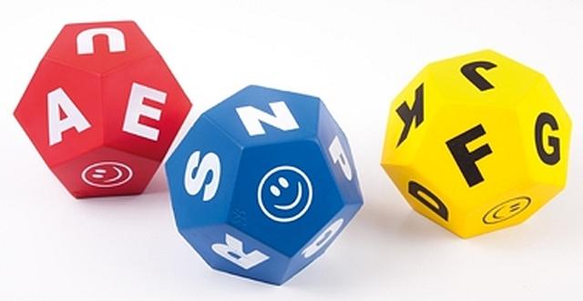 Educational dice