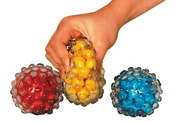 Grab n balls set van 3